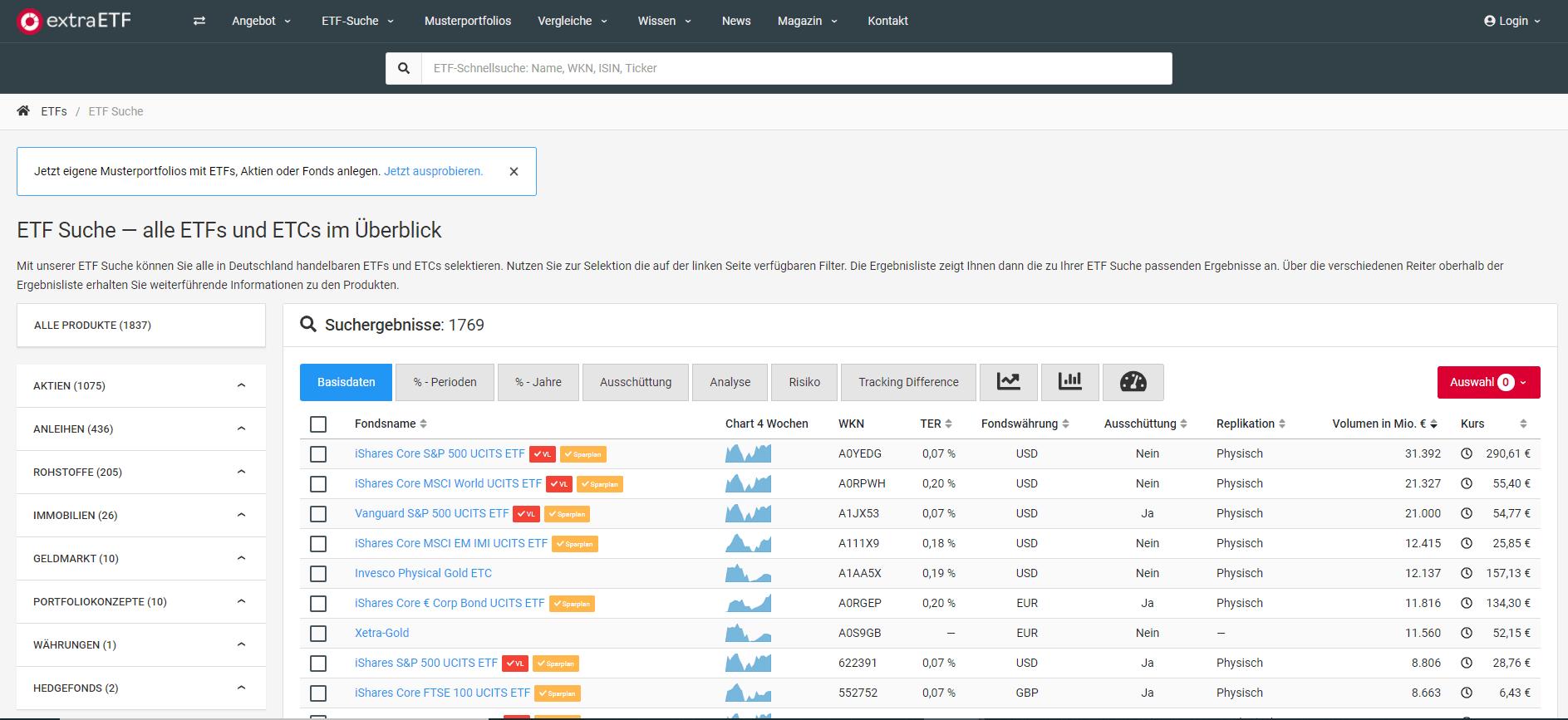 etf-portfolio-aufteilung-suche