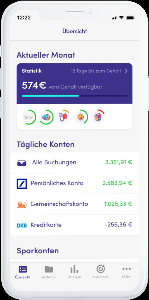 finanzguru-app-test-übersicht